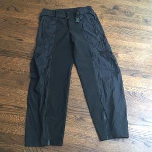 Ralph Lauren Black Skiing Sports Track Pants 6